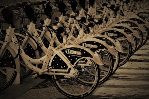 Up Cycles in Cape Town is running short of spare parts