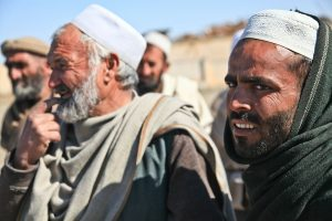 Afghanistan does have substantial mineral resources, but the political situation has impeded their exploitation.