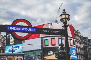 London's subway has opened two new stations in the network's first expansion since the 1990s.