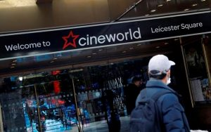 """Cineworld Group PLC's chief executive was planning to sell off Cineplex Inc.'s The Rec Room and signage business in a secret initiative he called """"Project Jumanji."""""""