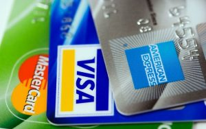 Profits at payments giant Visa Inc. jumped in its most-recent quarter, driven by consumers and businesses getting back to spending on their credit and debit cards after the pandemic.