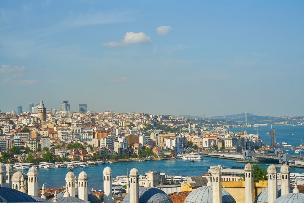 Financial hub unites Turkey's financial services industry and international investors in the heart of Istanbul, with ambitions to become one of the largest financial centers in the world