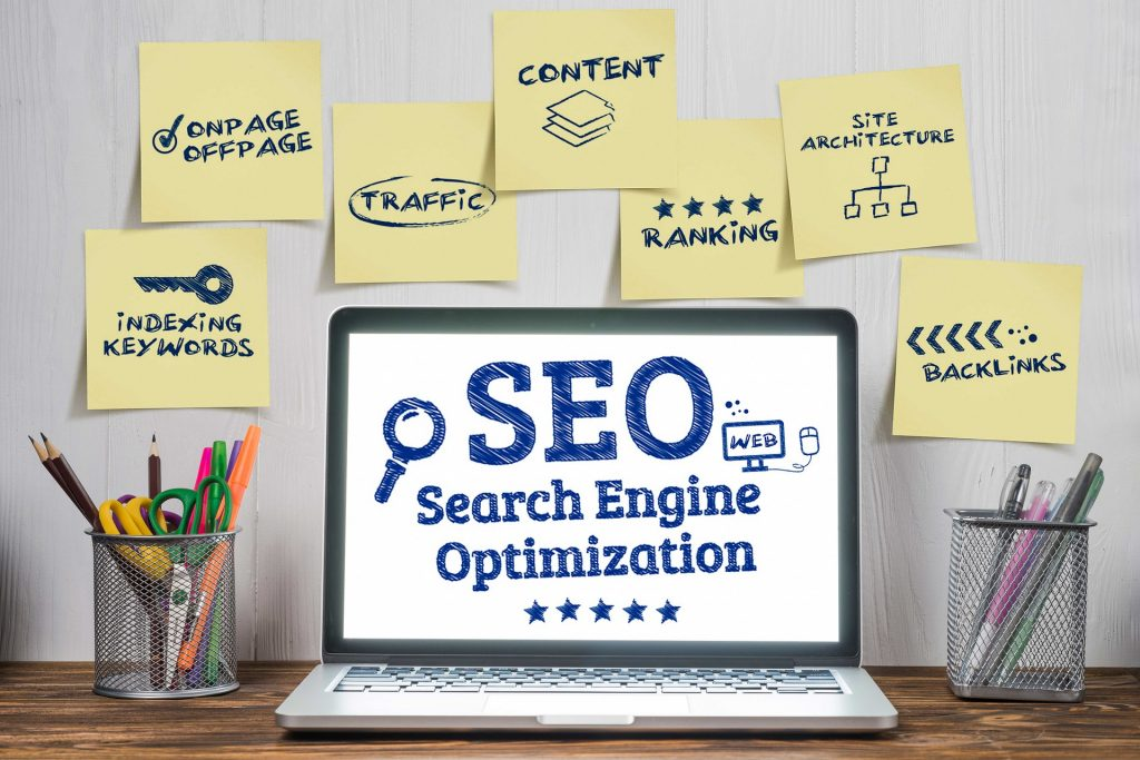 A local SEO campaign helps your business in ranking higher in local search results on sites like Google.