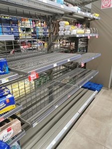 Labour shortages in the food industry means consumers may not be able to find the products they like in supermarkets, an industry boss has warned.